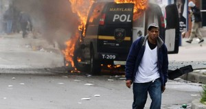 """""""Please Loot And Destroy Everything"""" Freddie Gray's Final Words Revealed"""